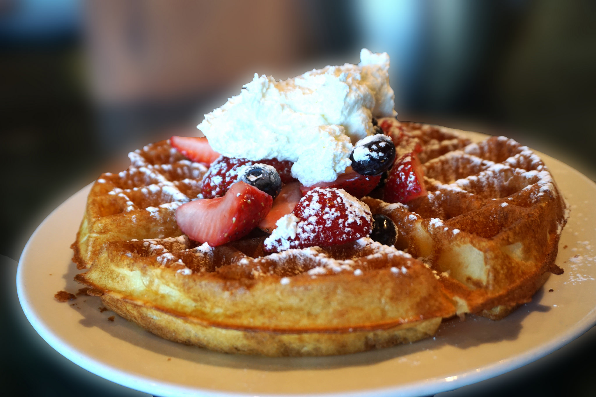 Waffle | ©Kurman Communications/Flickr