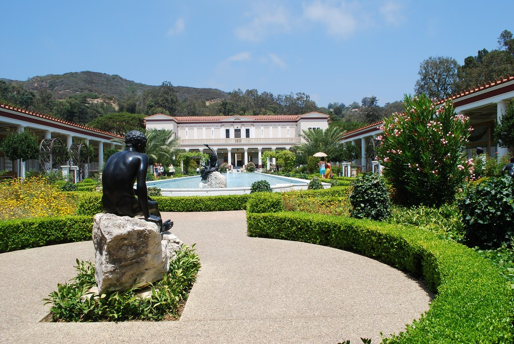 The Getty Villa | © Fred Rockwood/Flickr