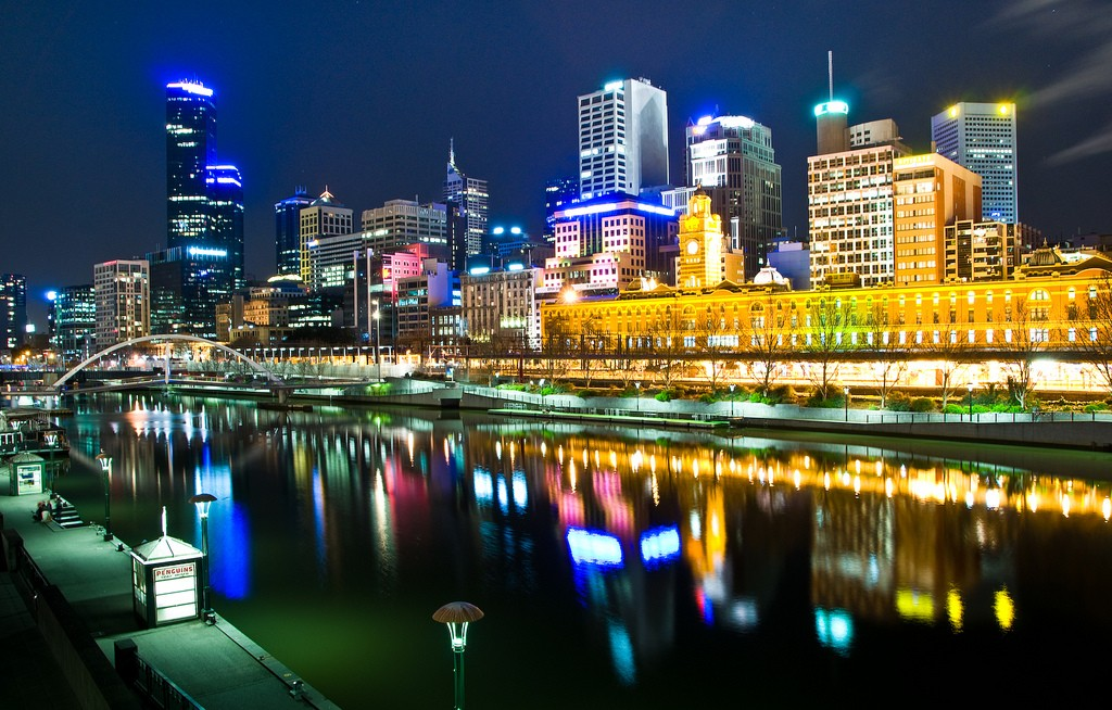 Melbourne | © Hai Linh Truong/Flickr