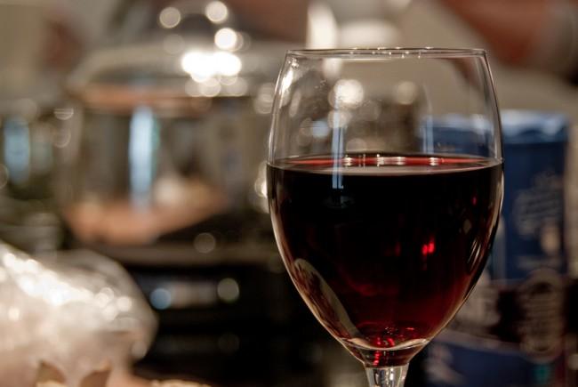 Red Wine | © Bas Leenders/Flickr