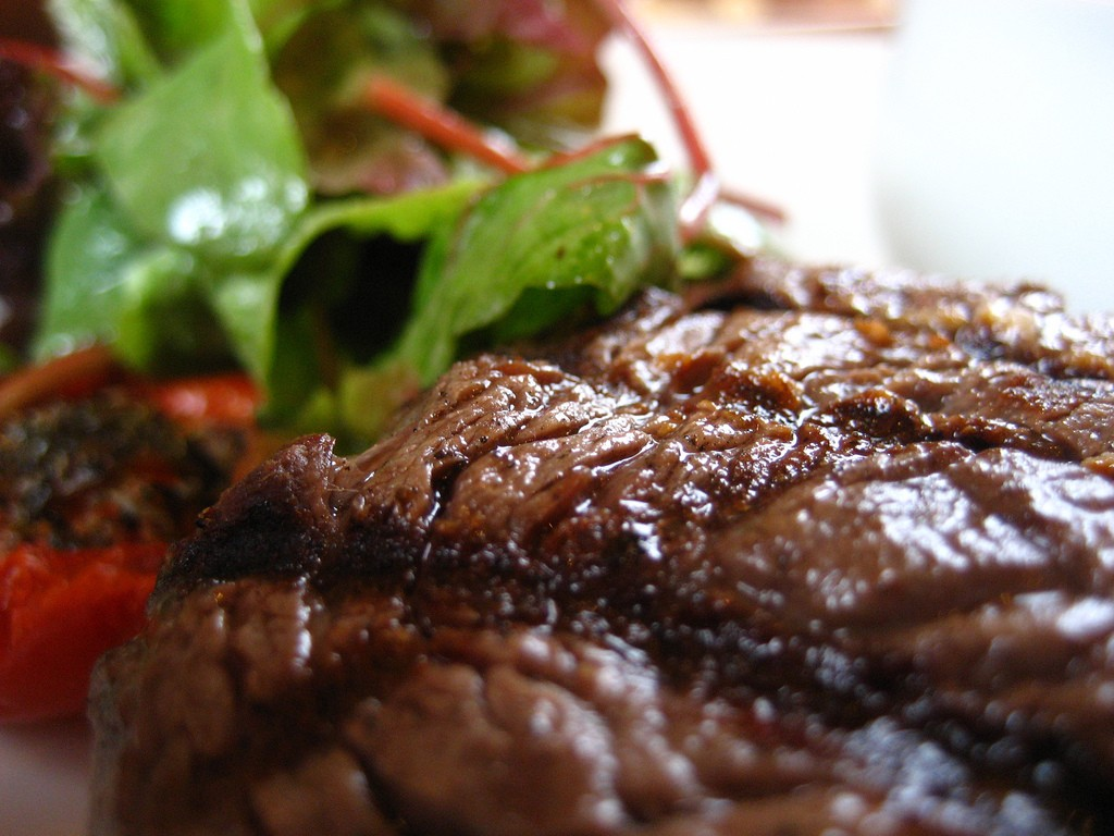 Steak | © Jeremy Keith/Flickr