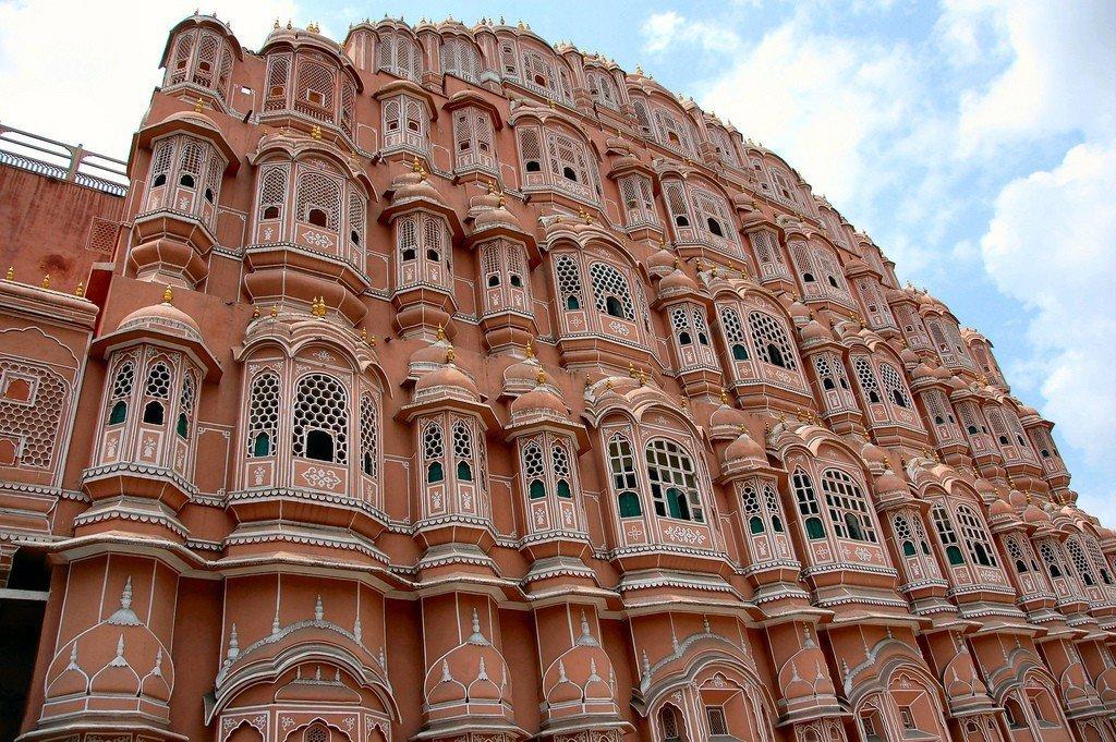Hawa Mahal Jaipur ©Flickr/Russ Bowling