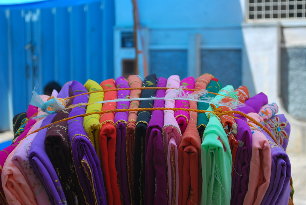 Sarees | © Harsha K R/Flickr