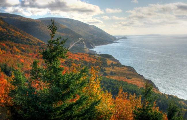 Cabot Trail   ©gLangille/Flickr