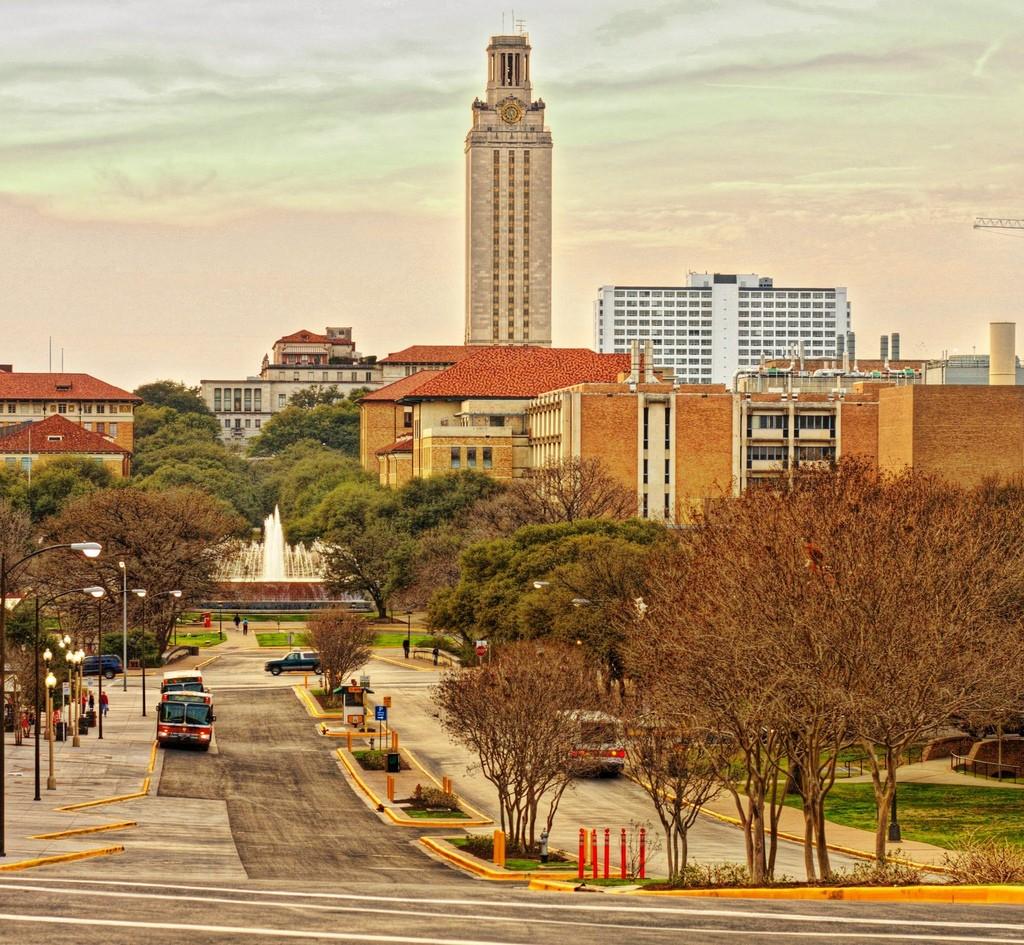 University of Texas | © Kumar Appaiah/Flickr