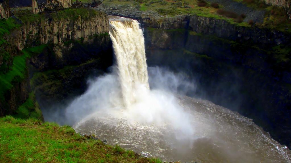 Palouse Falls | ©Ramanathan Kathiresan/Flickr