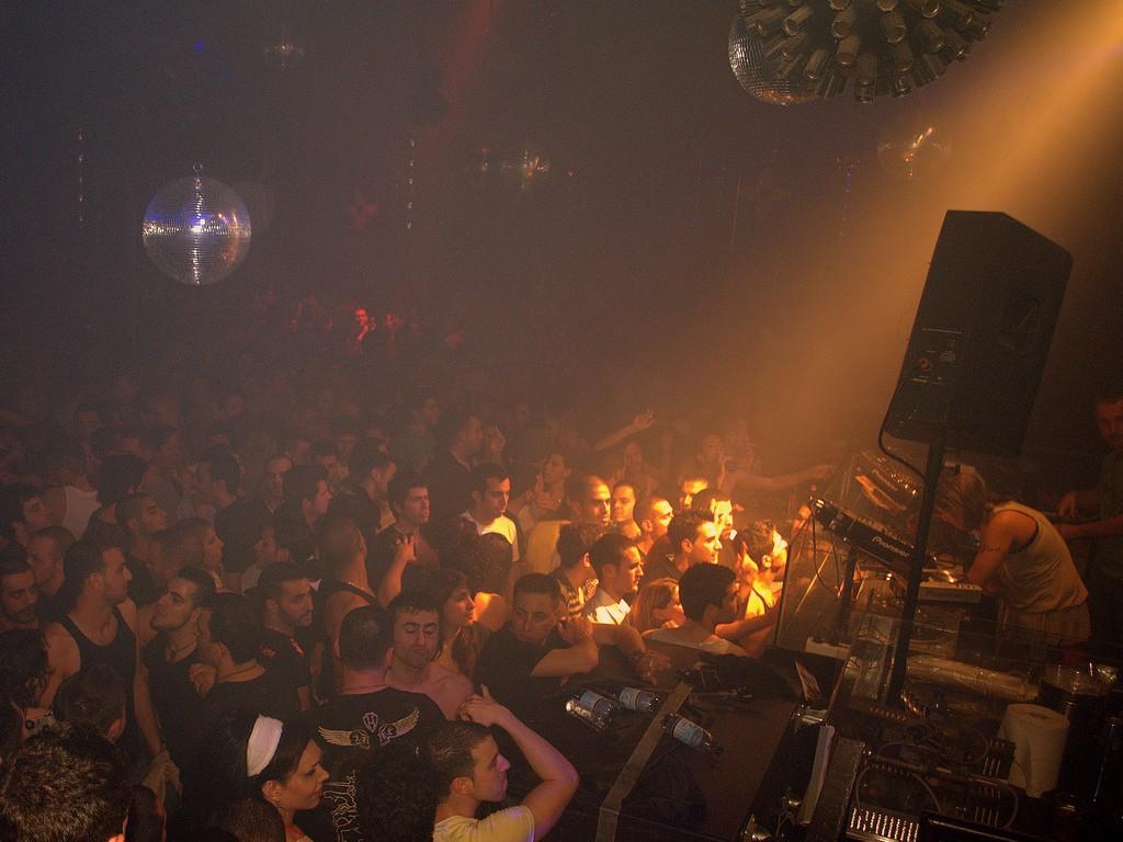 Tel Aviv Night Club | © David Shankbone/Flickr