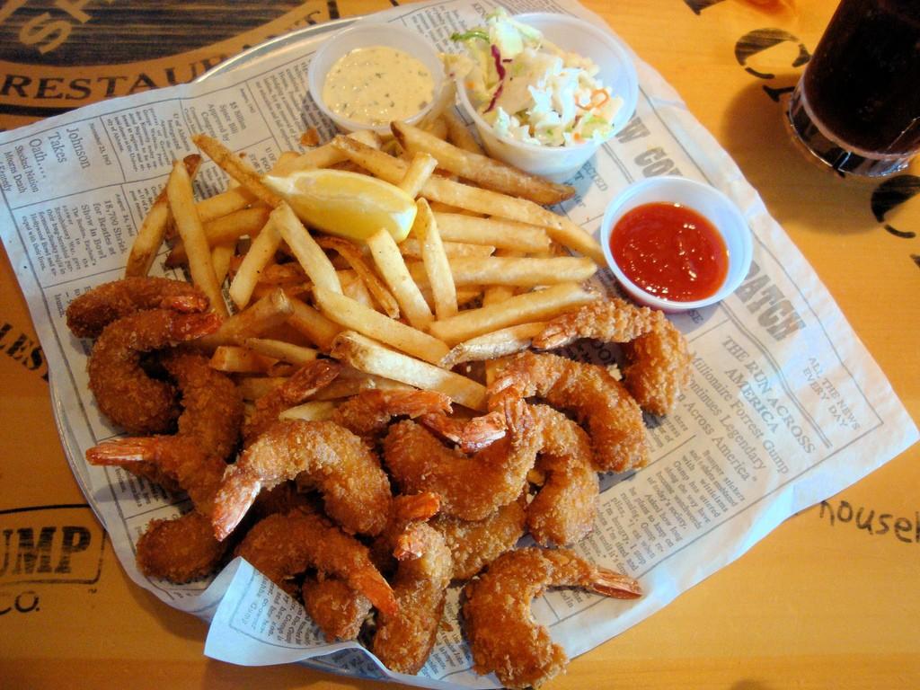 Bubba Gump Shrimp | © Jim G/Flickr