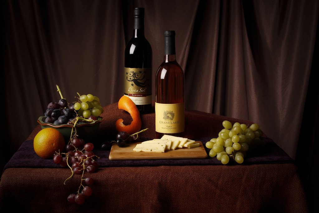 Wine and Cheese ©Karen Camacho