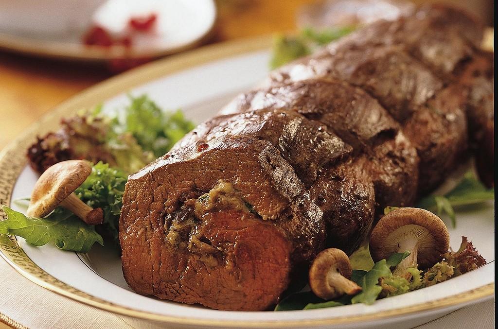 Gorgonzola Tenderloin © Betty Crocker Recipes/Flickr
