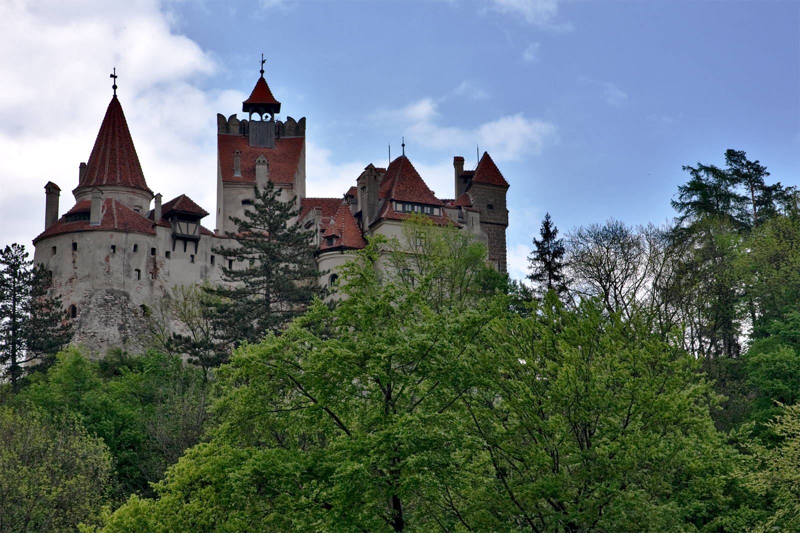 Bran Castle | © Horia Varlan/Flickr