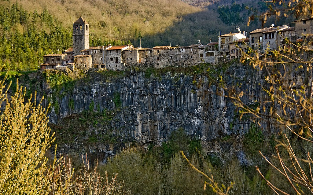 Castelfollit de la Roca | © SBA73 / Flickr
