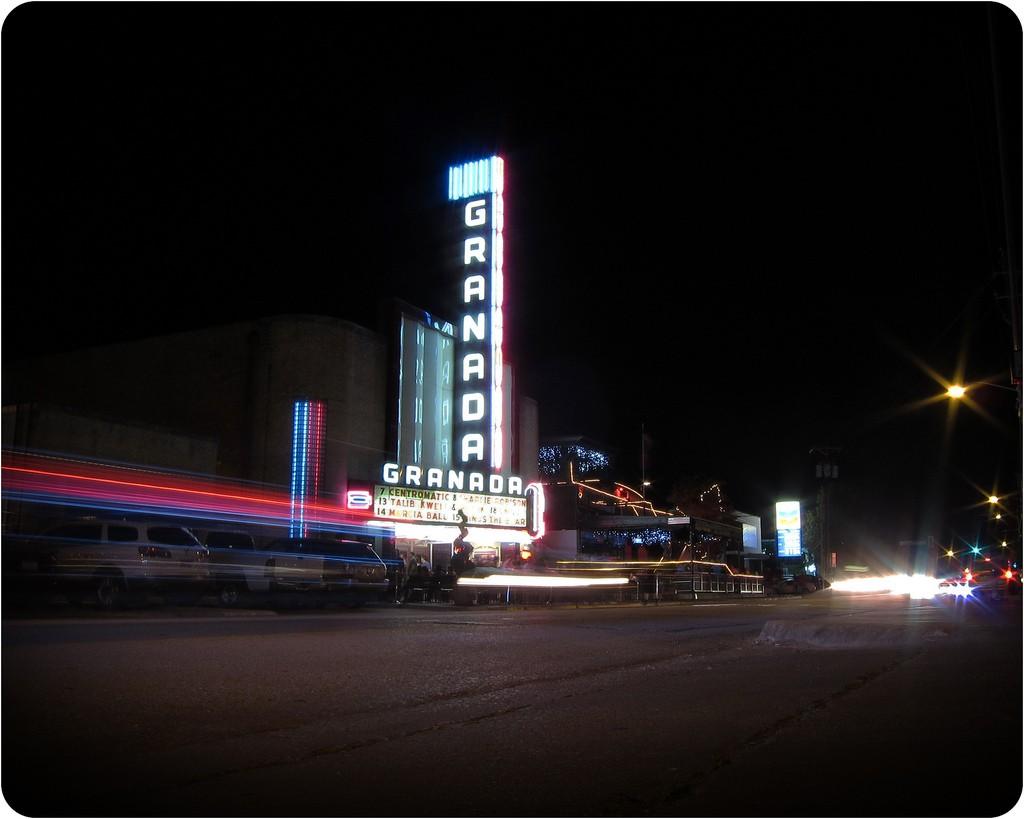 Granada Theater | ©Neff Connor / Flickr