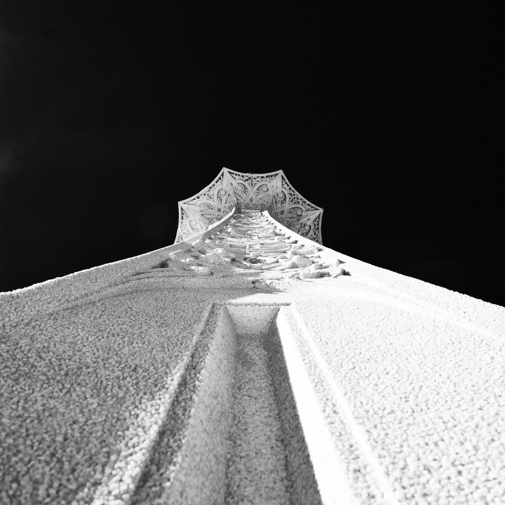 Extreme pillar angle | © Sandeep Pawar/Flickr