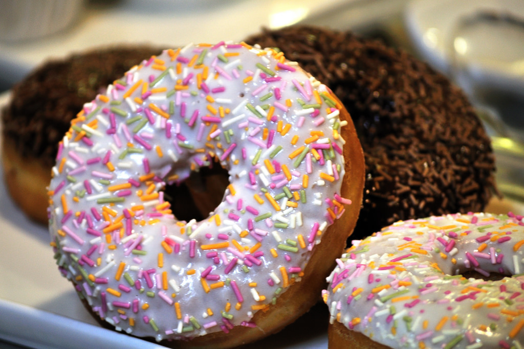 Donuts | © Dave Crosby/Flickr