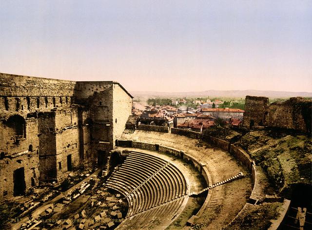 The Roman Theater|©trialsanderrors/Flickr