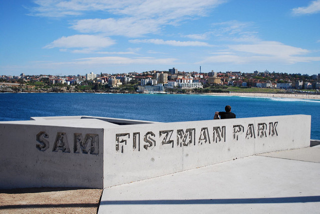 Sam Fiszman Park | © Alpha/Flickr.com