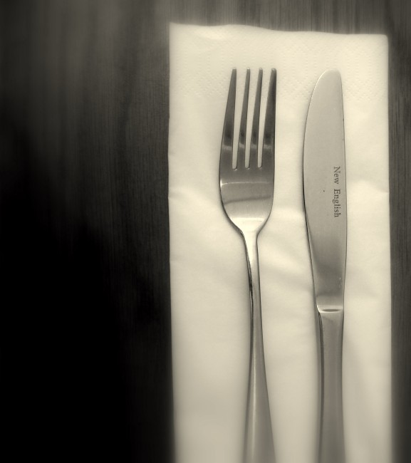 Cutlery | © John Chadwick/Flickr