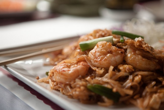 Shrimp Pad Thai © Aurimas/Flickr