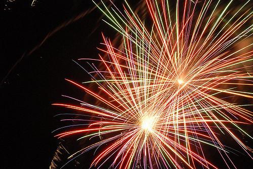 Fireworks   ©Chris/flickr