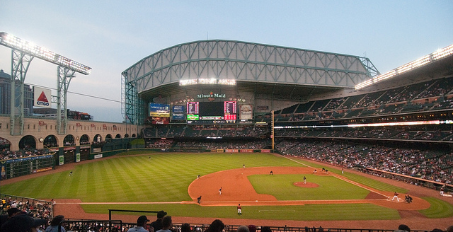The History Of Minute Maid Park In 1 Minute