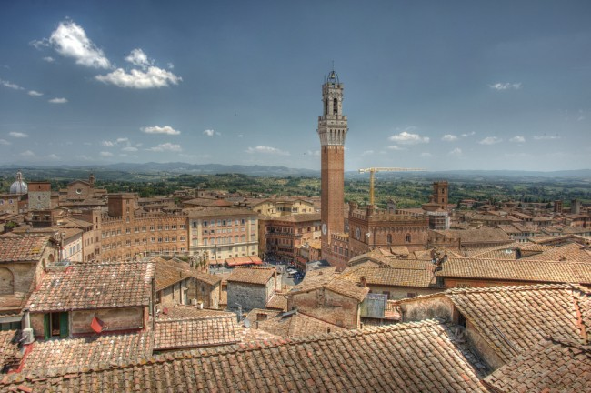 Torre del Mangia |© Gary Ashley/Flickr