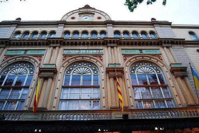 Gran Teatre del Liceu | © Manuel Martín/Flickr