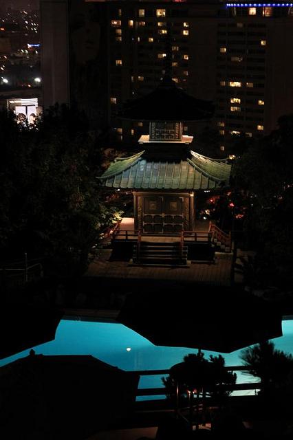 Yamashiro Pagoda by chrisjtse@Flickr.com
