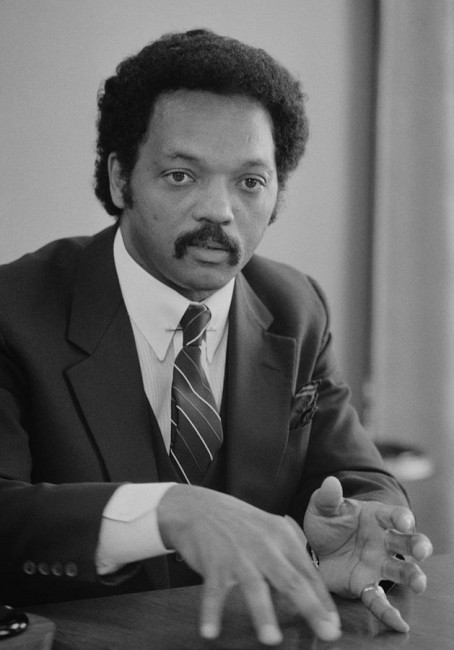 Jesse Jackson | © United States Library of Congress's Prints and Photographs/WikiCommons