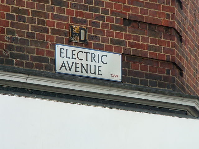 The famous Electric Avenue in Brixton | © Matus Benza/WikiCommons