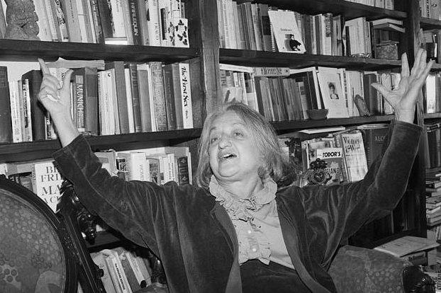 Betty Friedan © orionpozo
