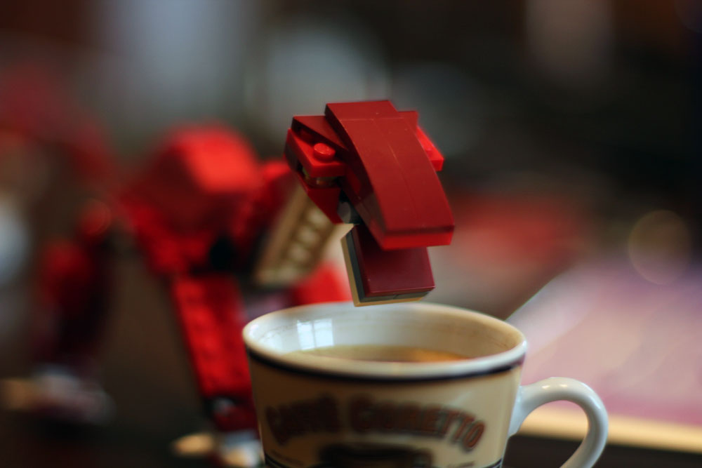 Another popular Hongdae cafe spot is the Get and Show (Lego) Cafe © Candace Nast / Flickr