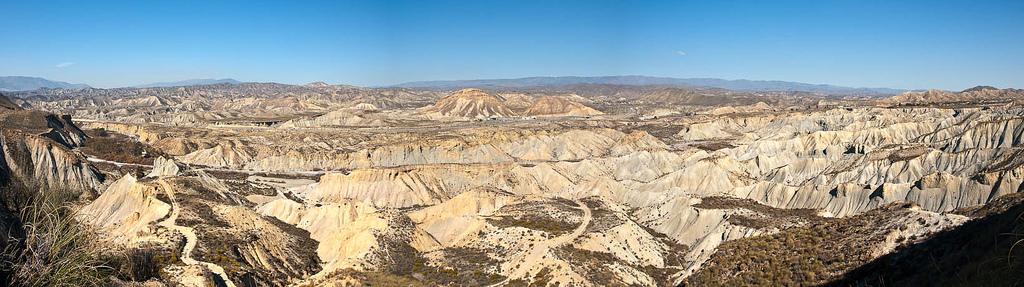 Tabernas Desert | © Luis Daniel Carbia Cabeza/Flickr