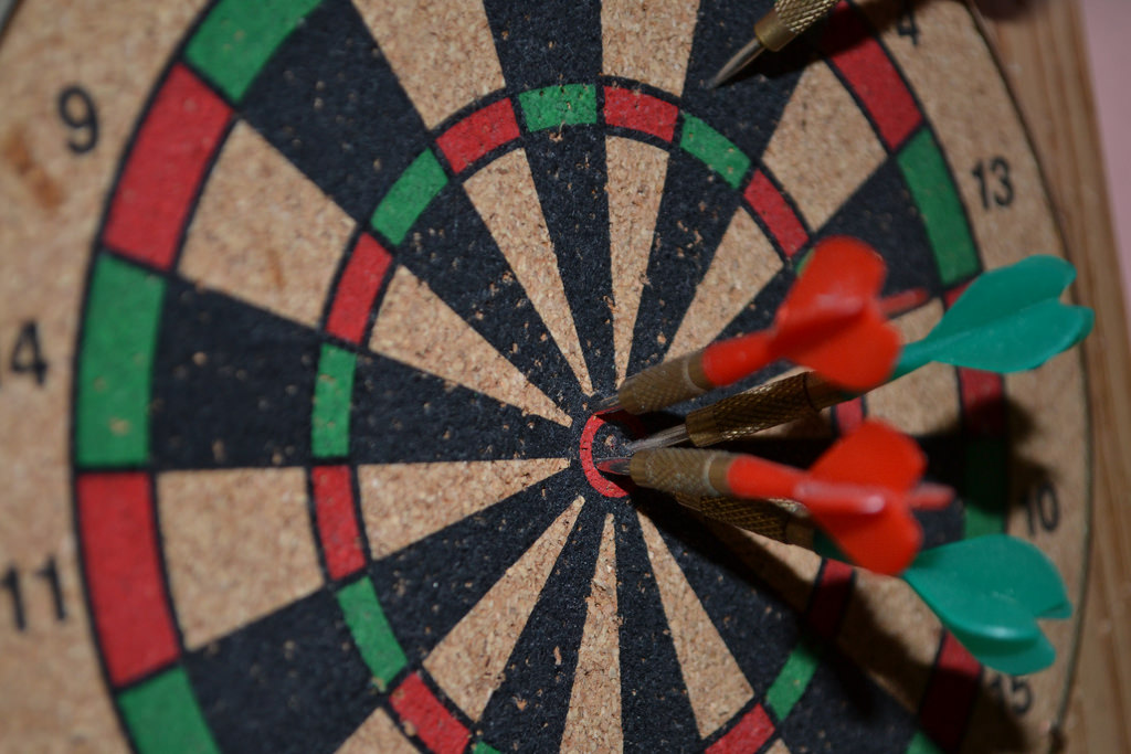 Darts © Richard Matthews/Flickr