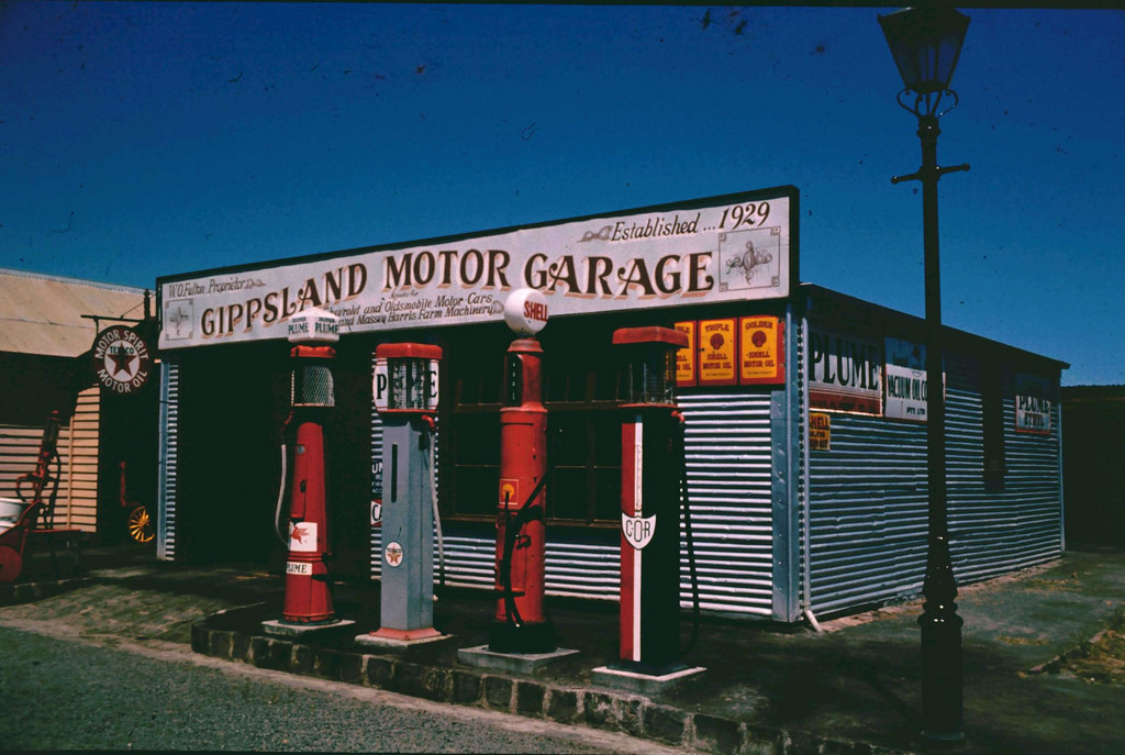 Gippsland Heritage Park, © JOHN LLOYD, Flickr