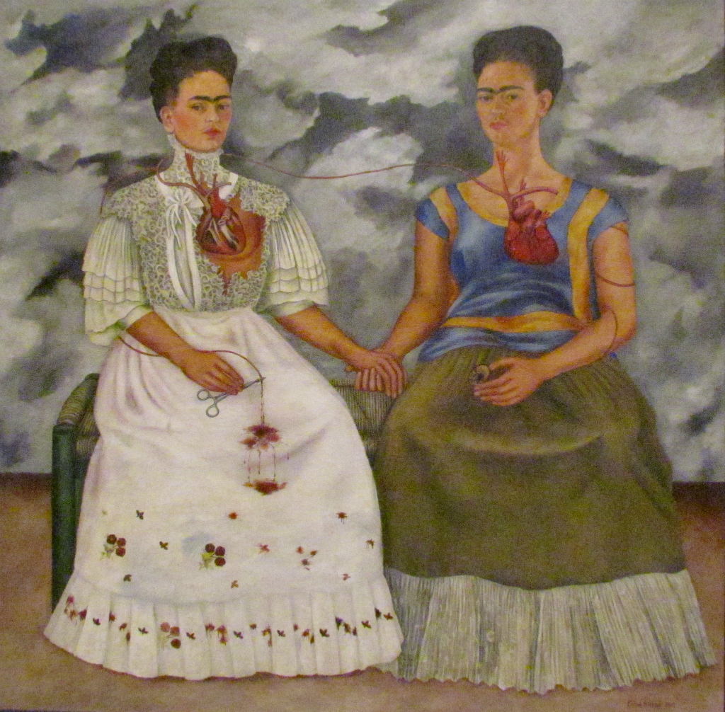 The Two Fridas | © Ed Uthman / Flickr