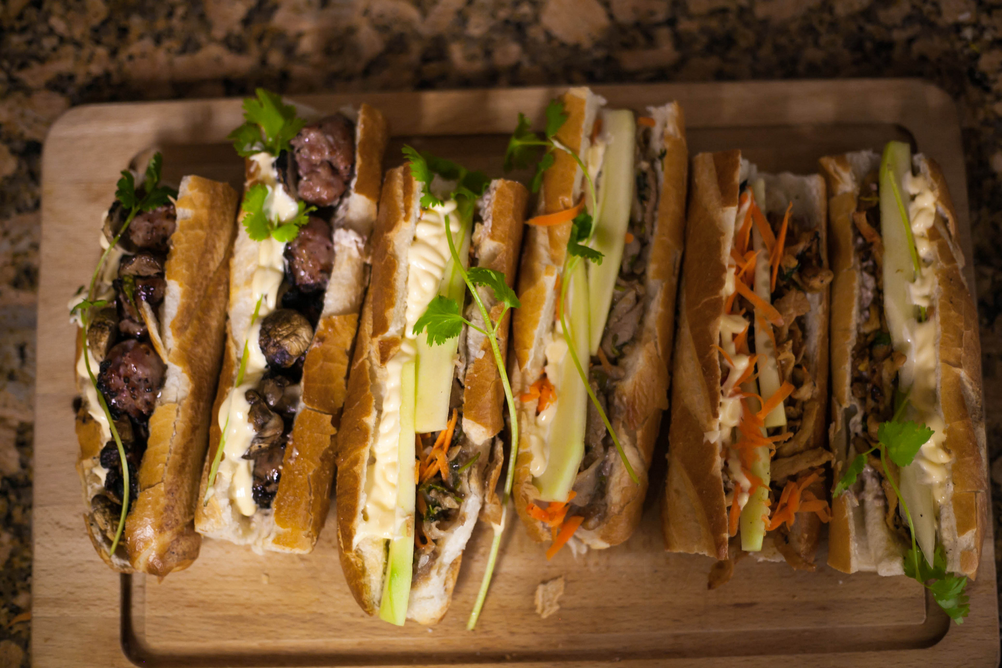 Day186: KBBQ meets Banh Mi | © Sodanie Chea/Flickr