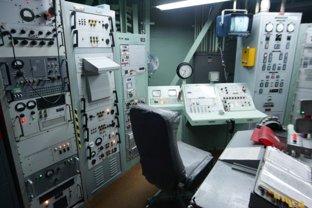 Titan II Control Room | © kerinin/Flickr