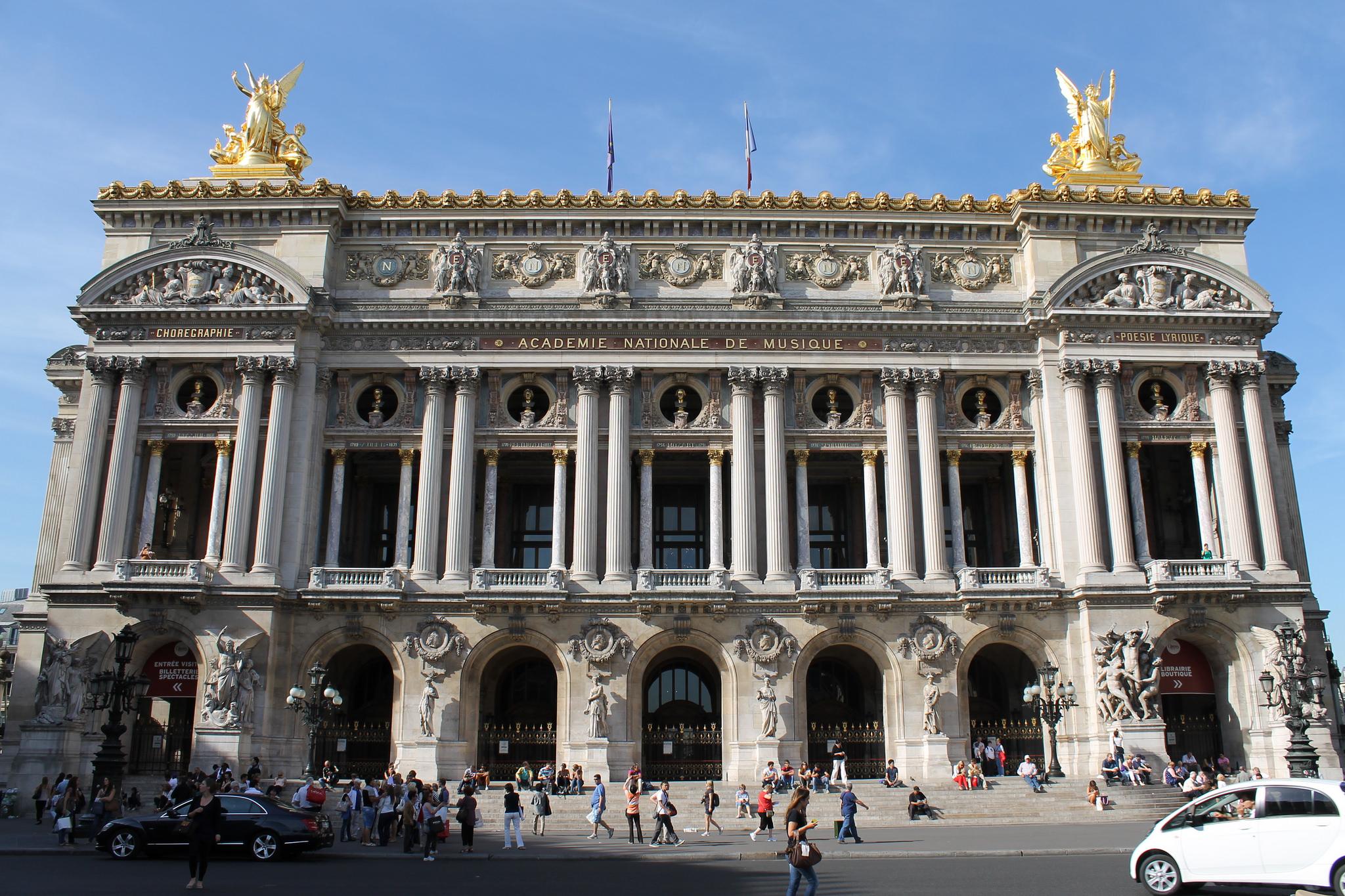 Palais Garnier, Paris | © elPadawan