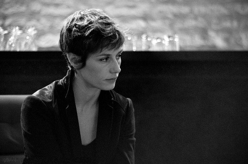 Cécile de France, who's actually Belgian | © Benoît Derrier/WikimediaCommons
