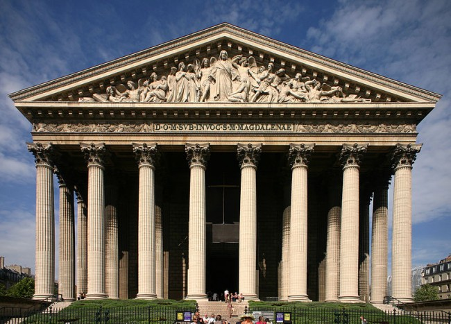 Église de la Madeleine © Shahee l WikiCommons