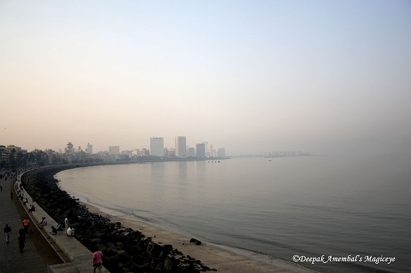 Marine Drive The Heart And Soul Of Mumbai
