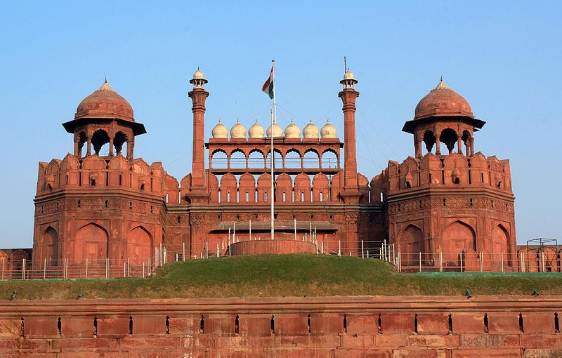 Red Fort/©Mahesh Bhanupanth/WikiCommons