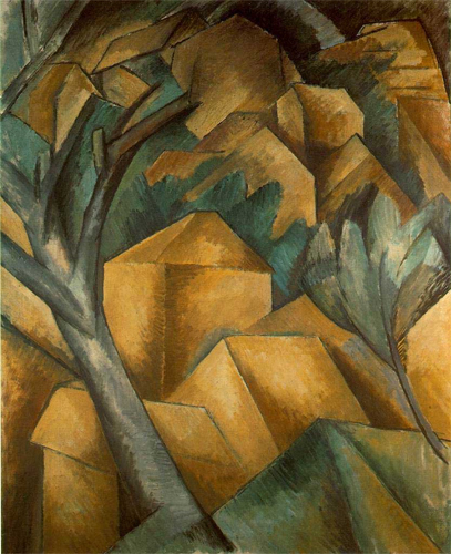 Georges Braque, 1908 | © Hannah Grover/Flickr