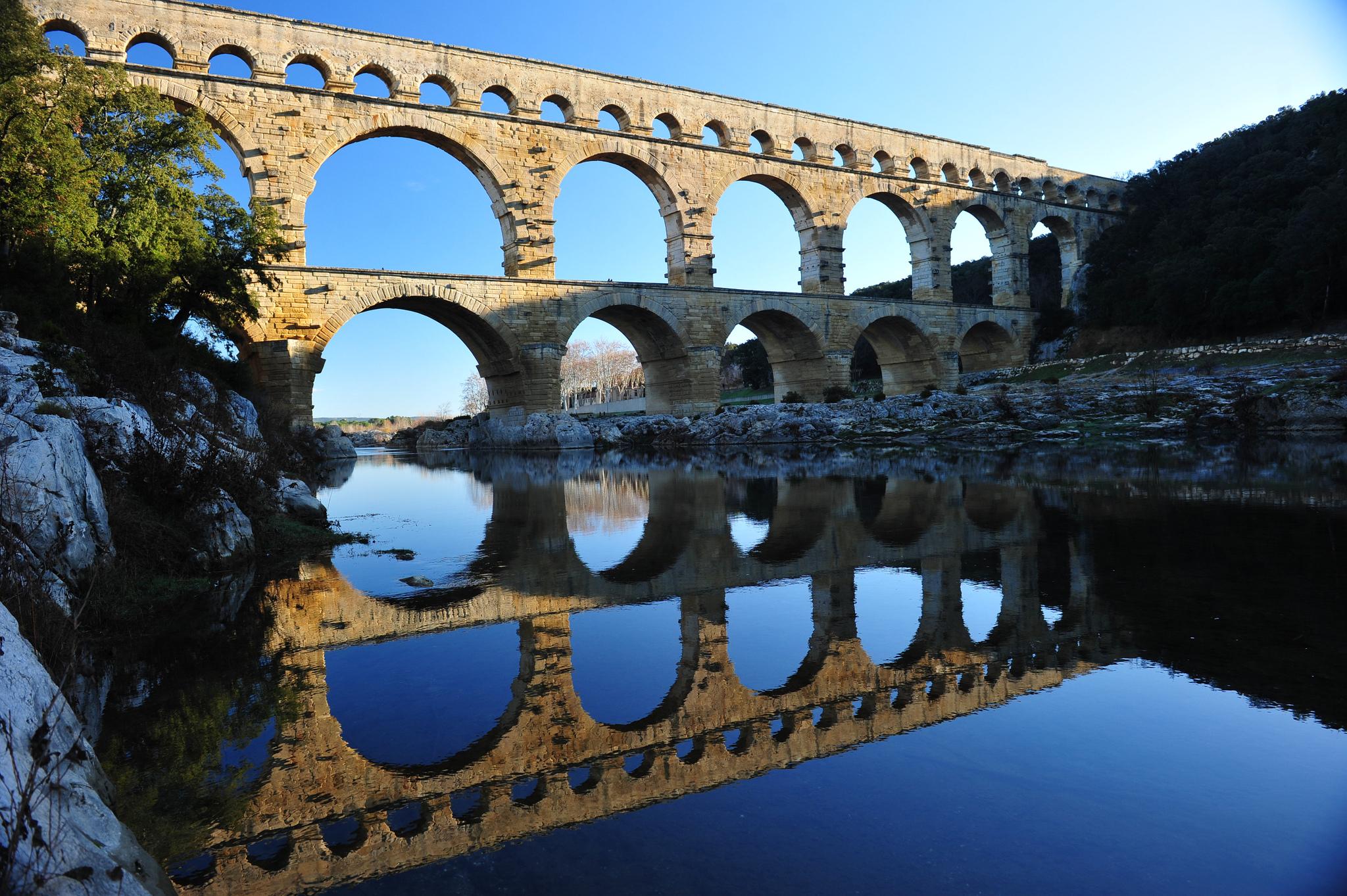 Pont du Gard   ©Tiberio Frascari/Flickr