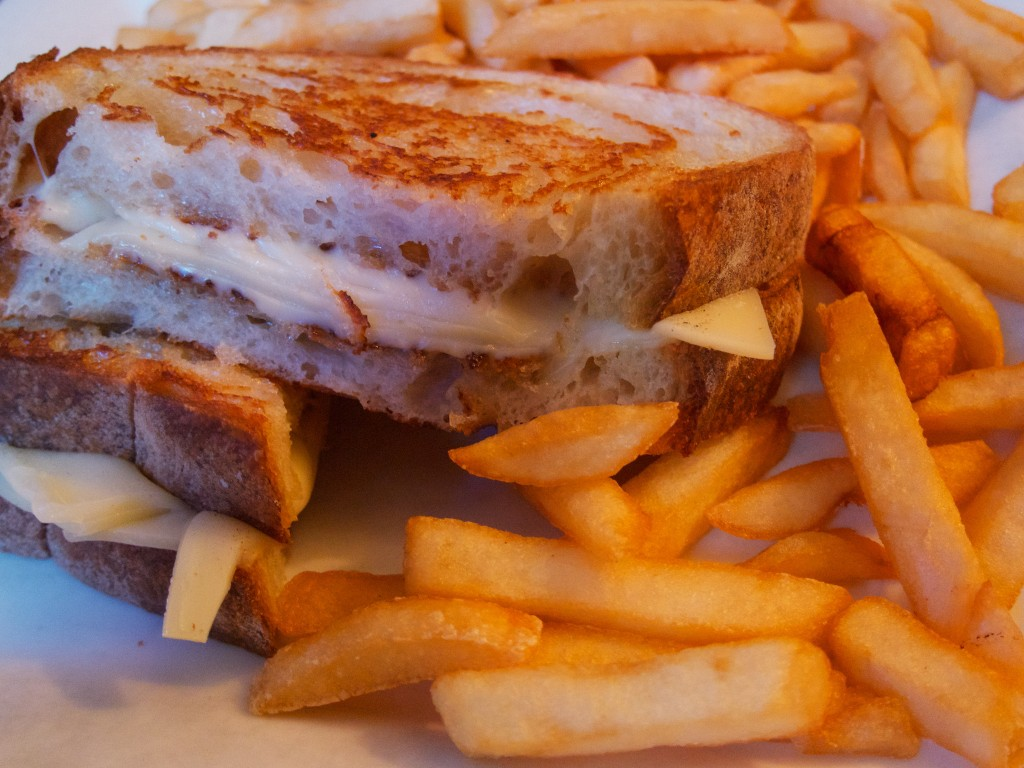 Grilled Cheese | © Tom Head/Flickr