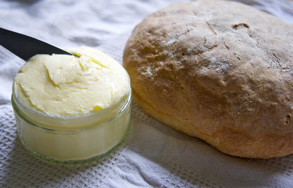 Bread and Butter - © Sirah Quyyom/flickr