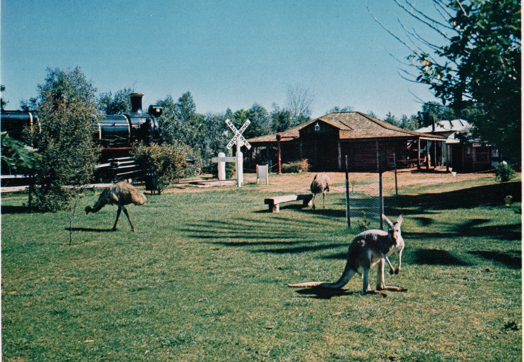 The Pioneer Settlement in Swan Hill, © GSV, Flickr