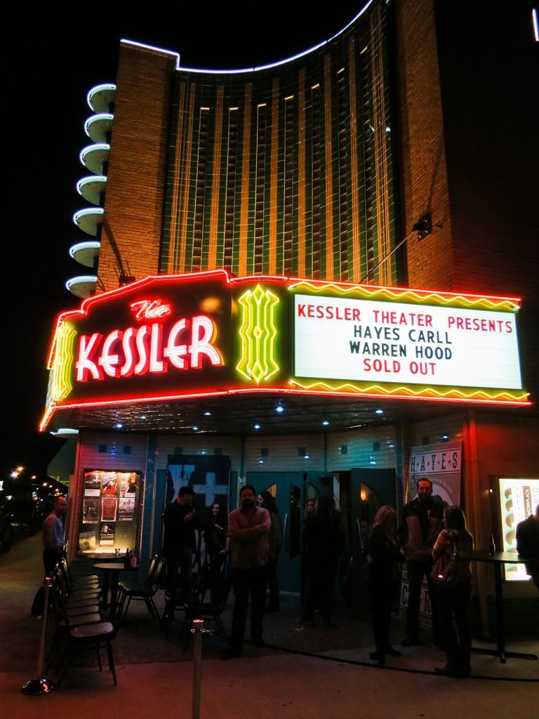 Kessler Theater | © Alex Butterfield / Flickr