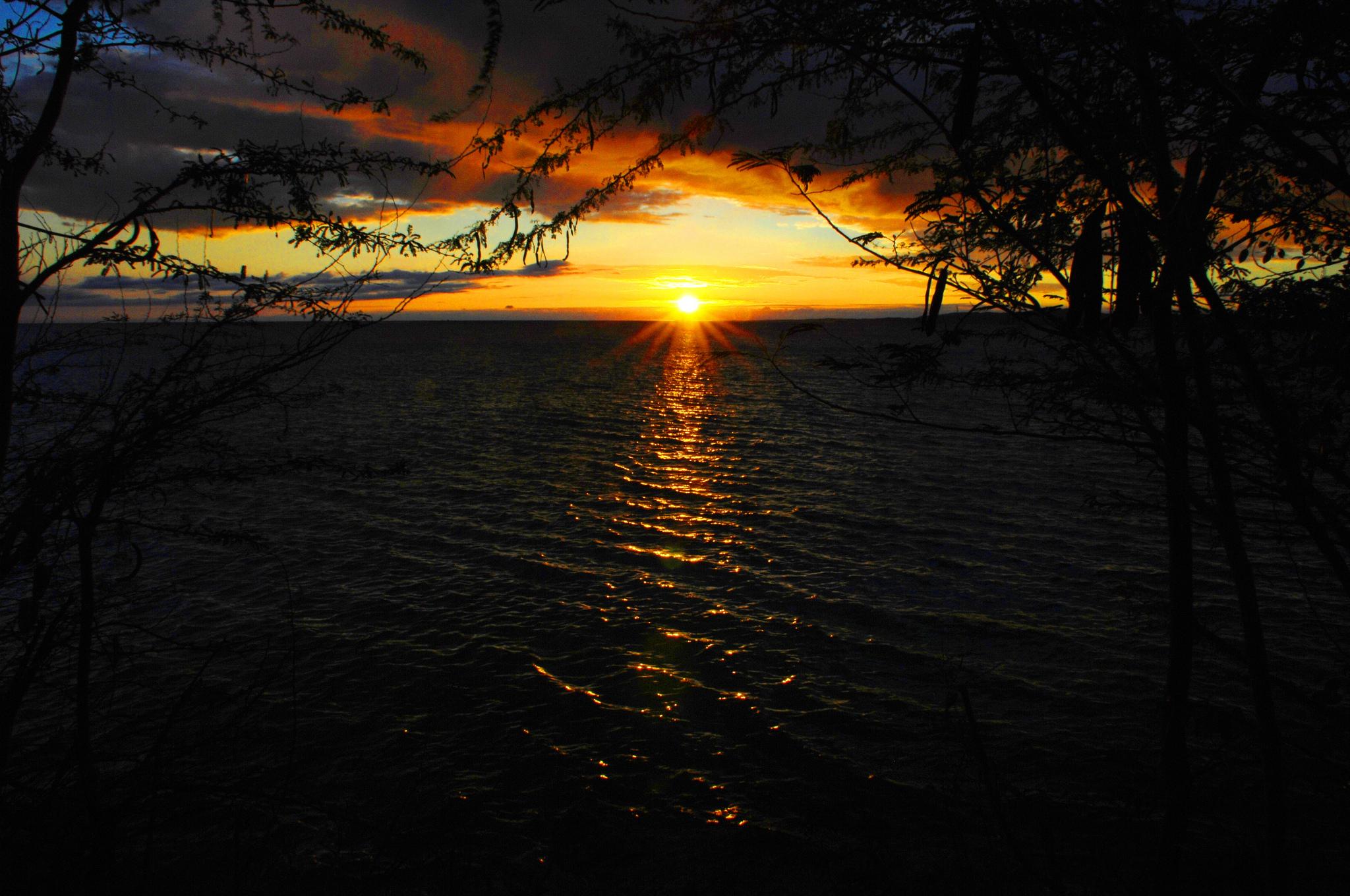 Guánica Sunset | © Angel Xavier Viera-Vargas/Flickr